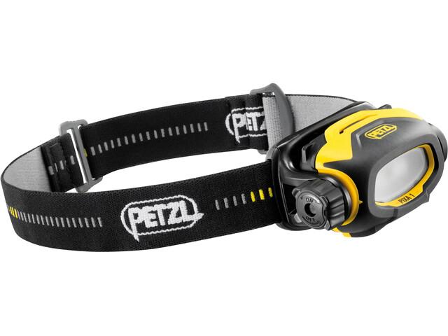 Petzl Pixa 1 Headlamp black/yellow